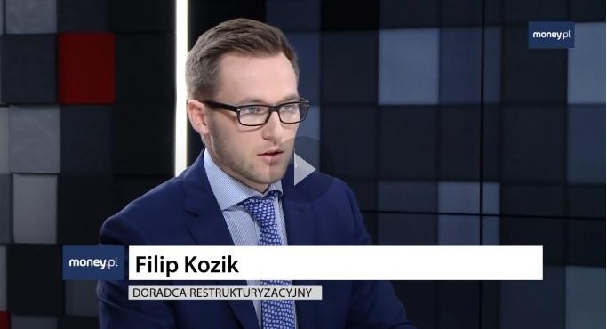 Filip Kozik dla WP i Money.pl